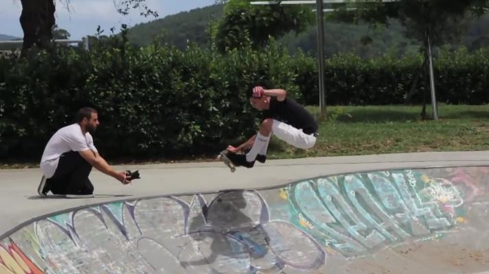 Vídeo Dogway Skateboard Camps 2015