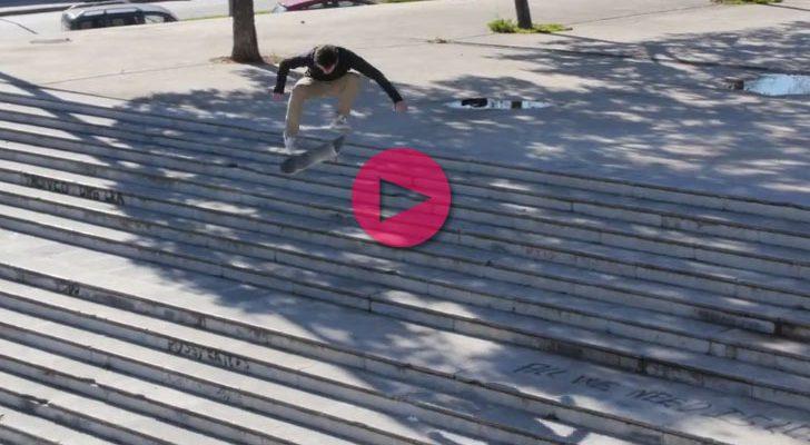 Welcome clip de Pol Catena x Adidas Skateboarding Spain