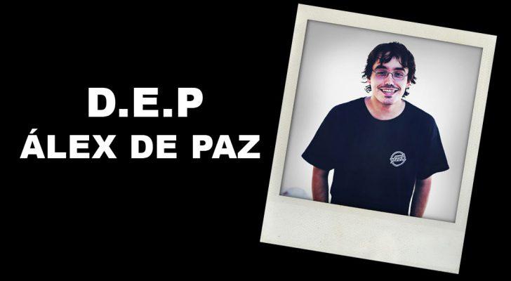 Muere el skater madrileño Álex de Paz «Pota»