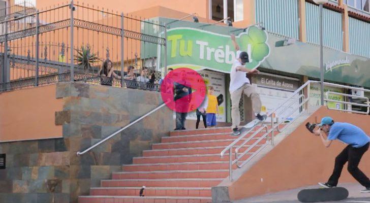 Clip del viaje de BD a Tenerife