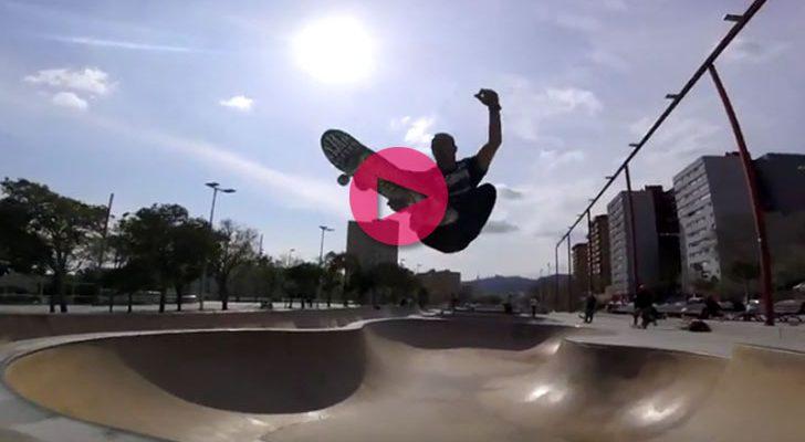 Dedicación. Un clip de Sergio Dotor «Lente»