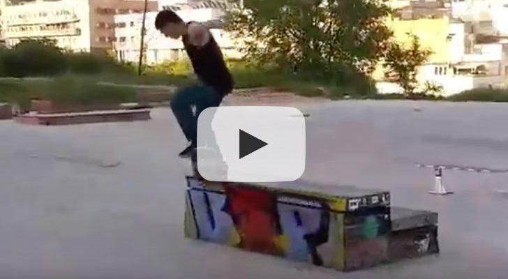 Skateboarding Remix de Sergi Mas Fillol