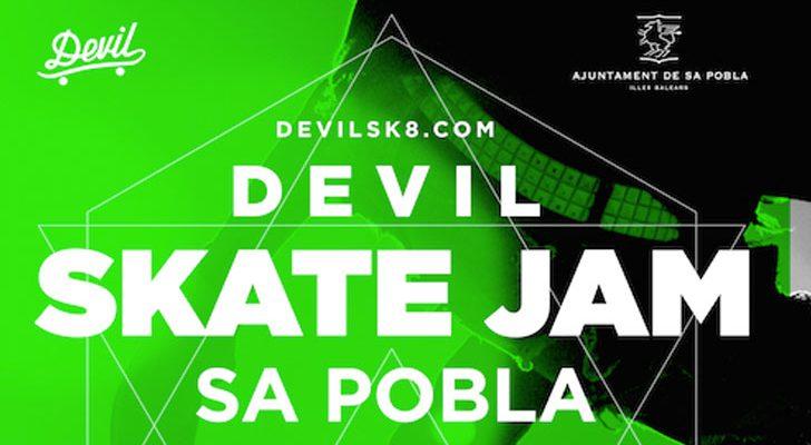 Devil Skate Jam en Sa Pobla, Mallorca