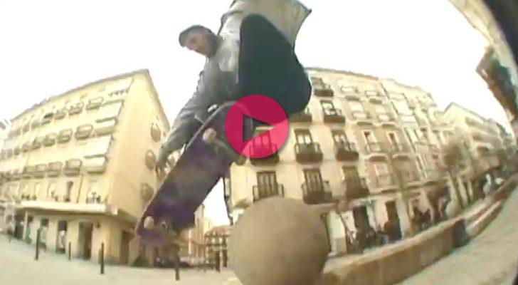 Los de Slappy Skateshop se ponen domingueros