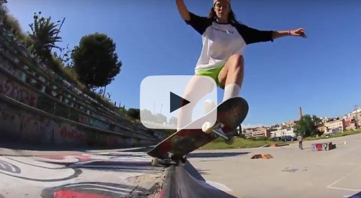 Clip de la Asiplanchaba Girls Jam en Bobila DIY