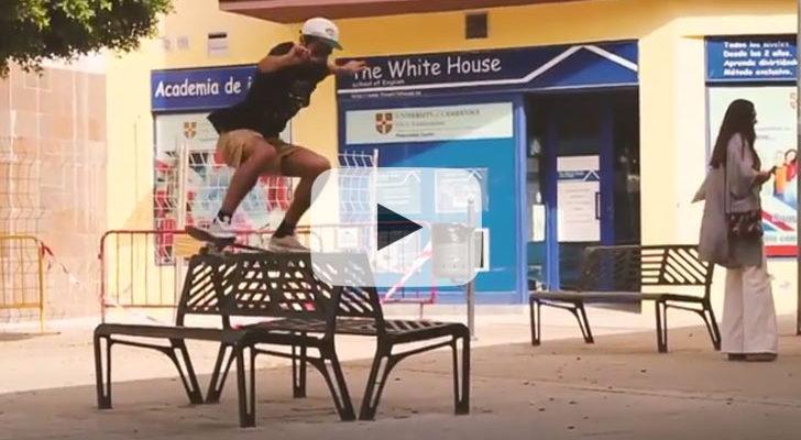 Clip Hood Skate Boys #3 desde Sevilla