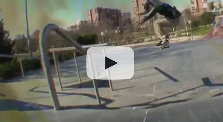 4:3 con skateboarding y la difunta Laura Palmer