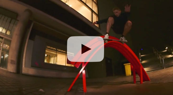 Trailer del «London, Meantime» de adidas