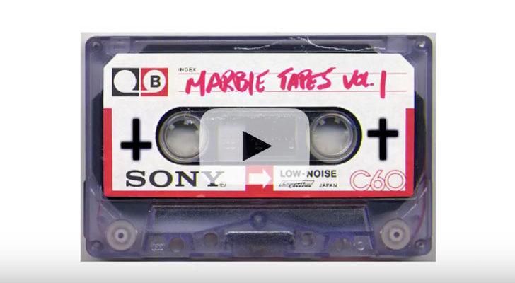 Marble Tapes Vol. 1. Así suena el mármol de Sants