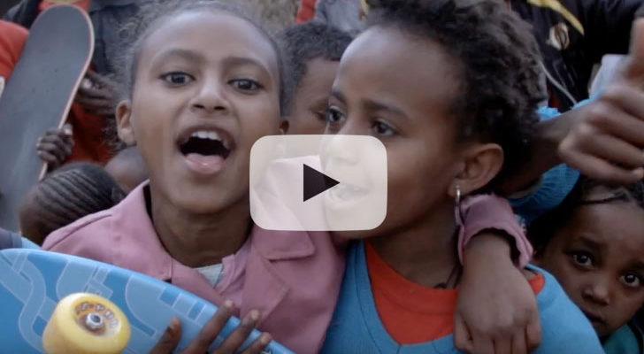 Megabi. El skate se vuelca con Etiopía