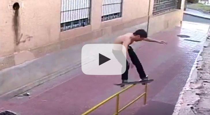 Clip de bienvenida a We Are Skaters para de Pedro Sánchez