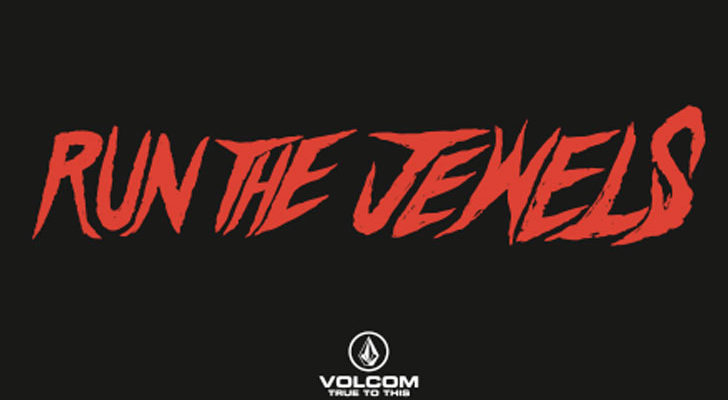 Volcom te invita a ver a «Run The Jewels» en Barcelona