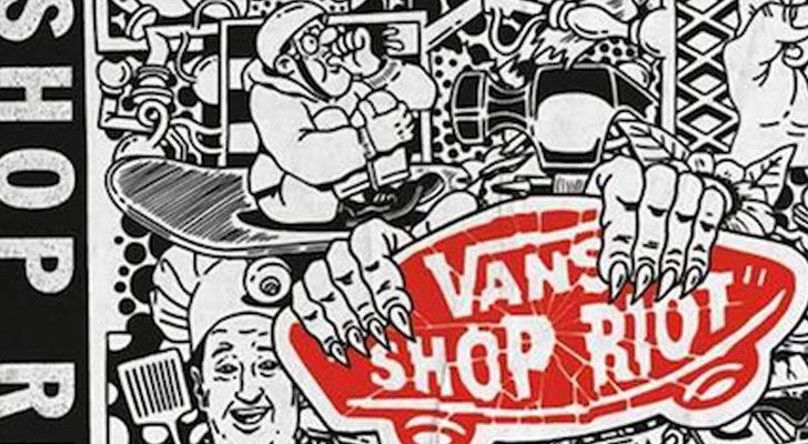 Toda la info del Vans Shop Riot 2017