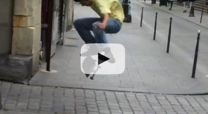 Zumo de París. Instagram remix de FTC