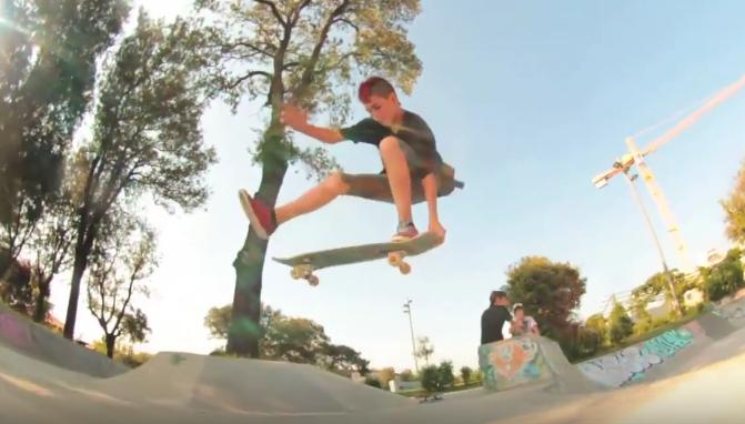 Vídeo Dogway Skateboard Camps 2013