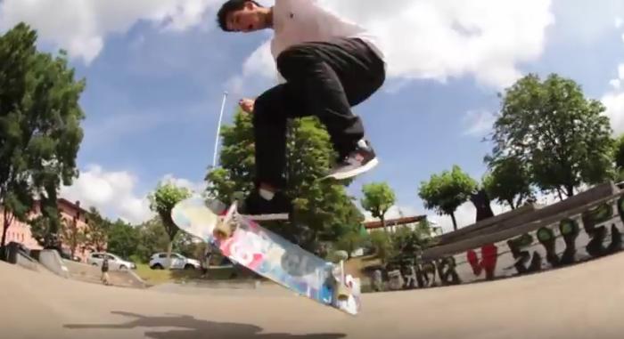 Vídeo Dogway Skateboard Camps 2016