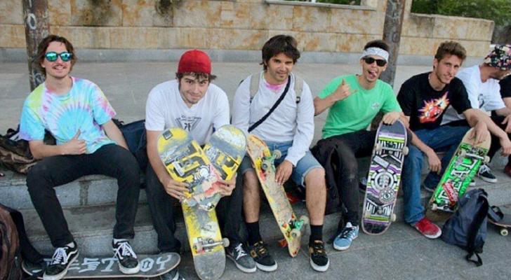 Skater desaparecido en los atentados de Londres