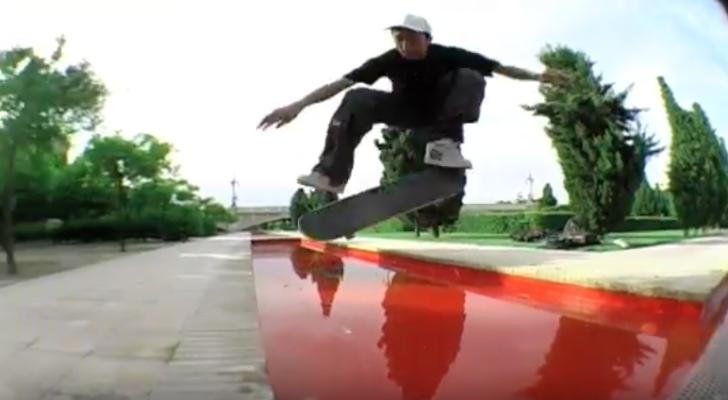3 vídeos para el 15º Aniversario de 50-50 Skateshop