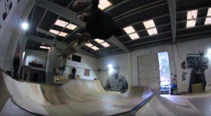 Clip de Skate Hasta Que Me Mate en Mondaka DIY