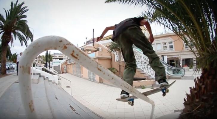 Vill Skateshop da la bienvenida a Jerico Rossi con un clip