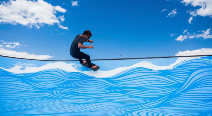 Skate y surf se reencuentran con Arnette Back To Origins