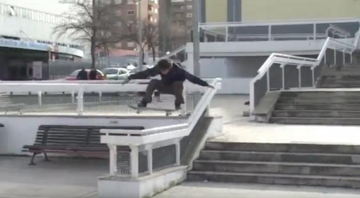 Nuevo clip de Gonzalo Jiménez «Osito»