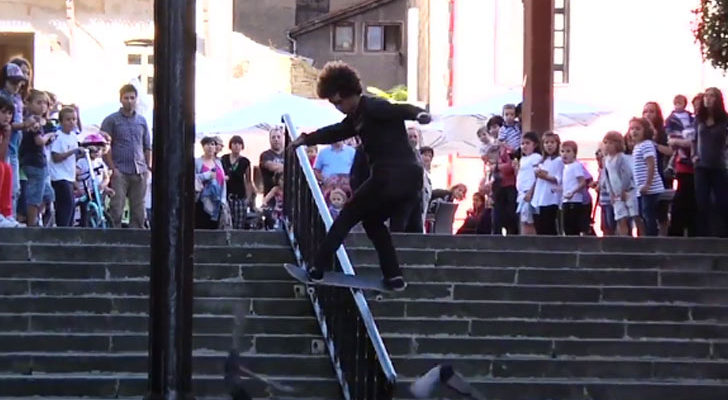 Hold it Down, el vídeo completo de Element Europa