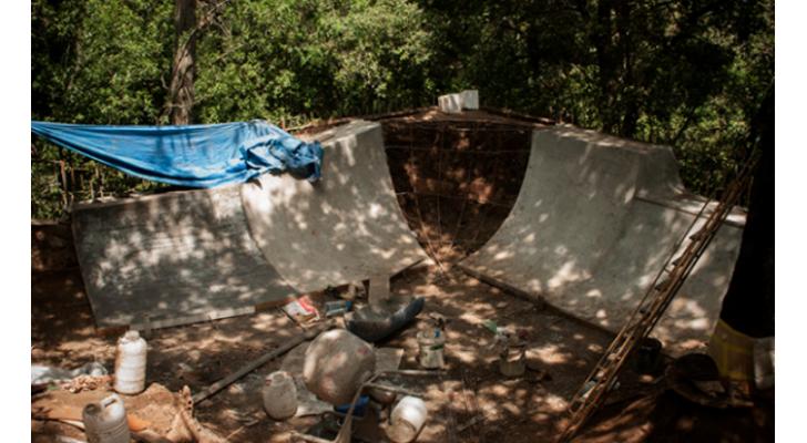 Apoya la construcción de un bowl DIY en Barcelona