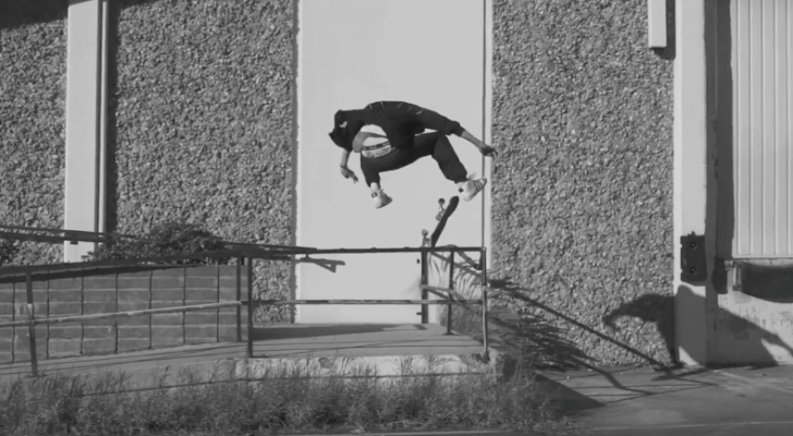 Trailer de Mid-City Merge, el nuevo vídeo de adidas