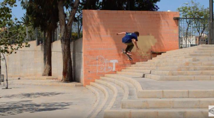 Barrizales desde Murcia en el clip de David Gallego x BD