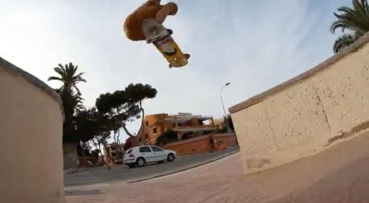 Soho Video Vol 1. En Murcia se patina