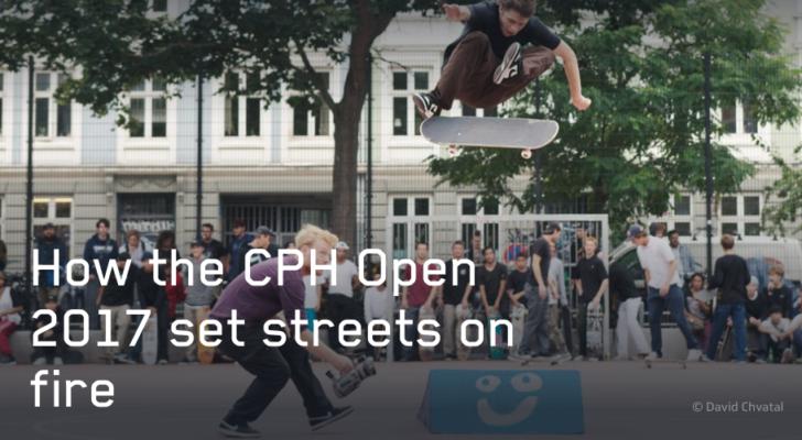 Clip con todo lo que pasó en Copenhage durante el CPH