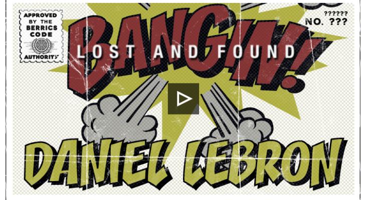 El Bangin! perdido de Dani Lebrón