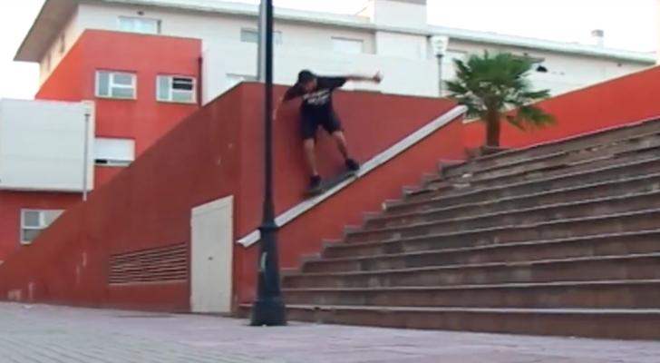 Clip «Shit n´stuff #1» desde Valladolid x Slappy Skateshop