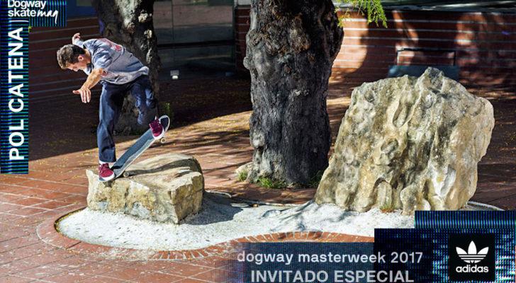 Invitado especial Dogway Masterweek 2017. Pol Catena