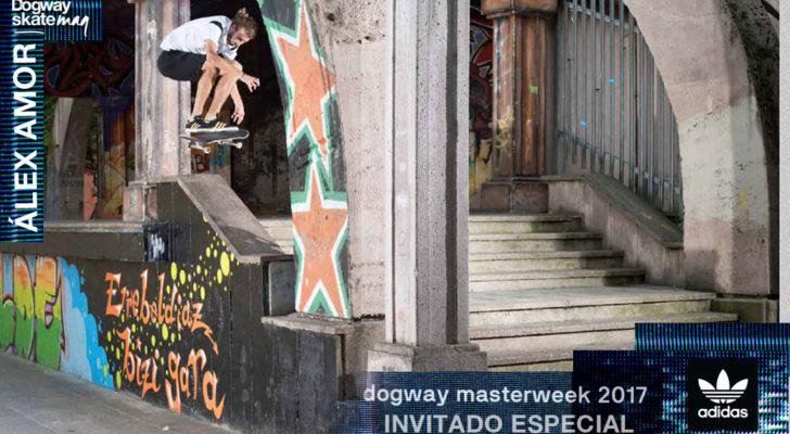 Invitado especial Dogway Masterweek 2017. Álex Amor