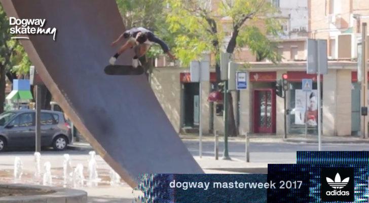 Masterweek 2017 Juan Amador