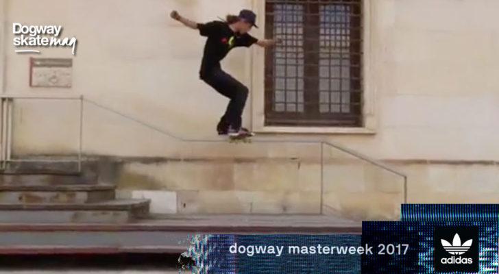 Masterweek 2017 Manuel Stiefvater Gil