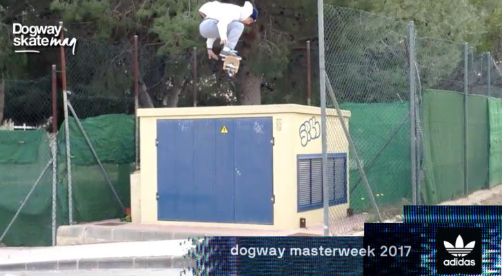 Masterweek 2017 Roberto Montaño