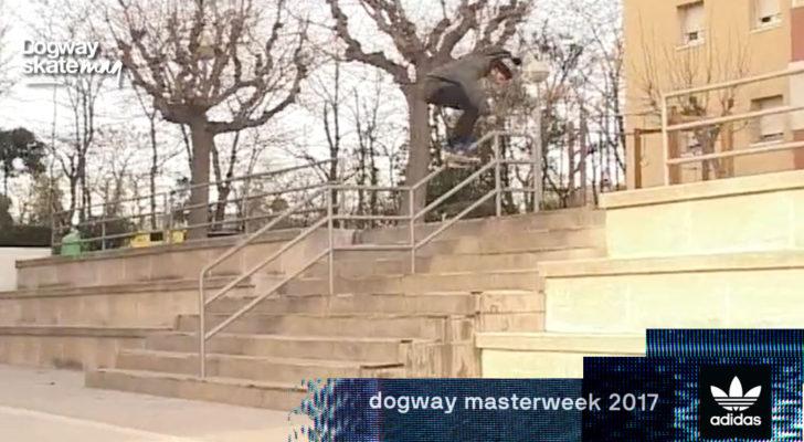 Masterweek 2017 Roman Lishchinskyy