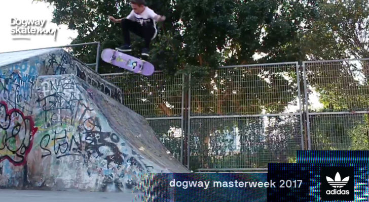 Masterweek 2017 David Sanz
