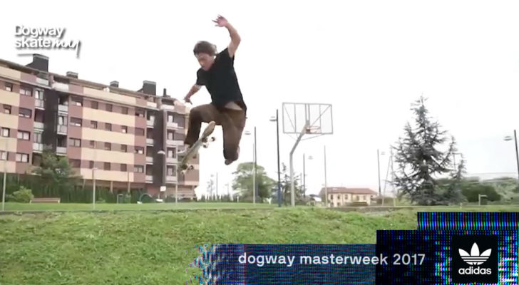 Masterweek 2017 Javi de Diego