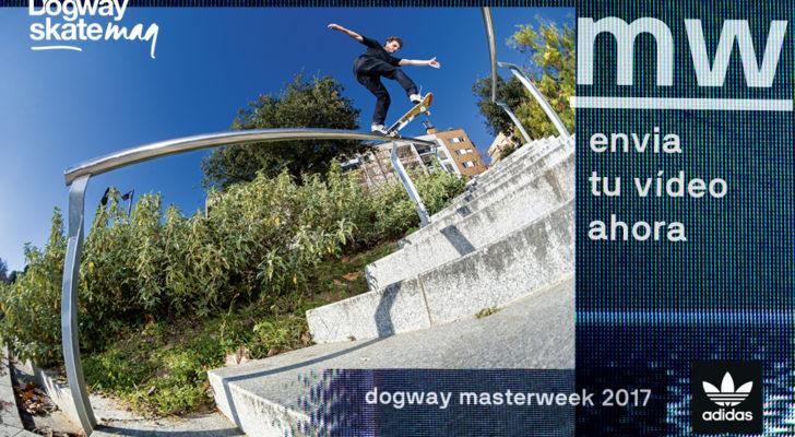 Participa en el Dogway Masterweek 2017