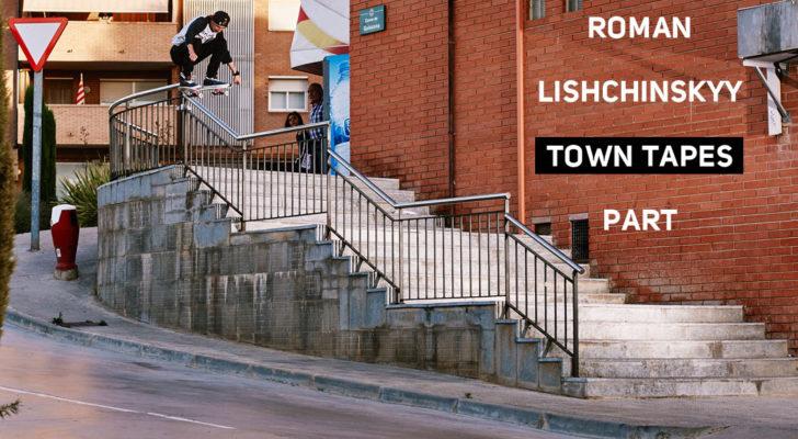 Estreno de la parte de Roman Lishchinskyy en Town Tapes
