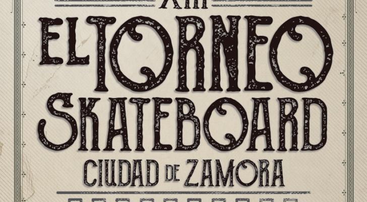 Torneo Skateboard Zamora 2017