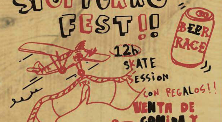Spottorro Fest en el DIY de Badía del Vallés