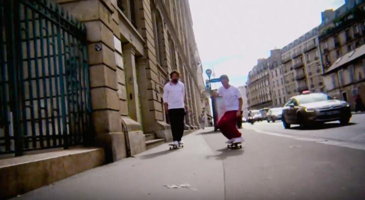 Clip de la «collabo» de Magenta y adidas Skateboarding