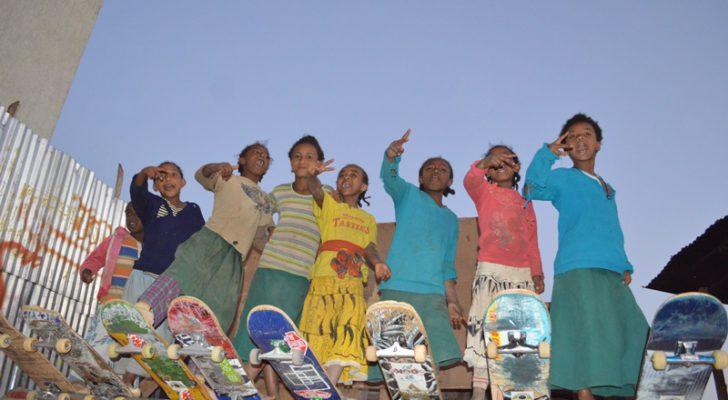 Entrevista con Israel Dejene de Megabi Skate Etiopía