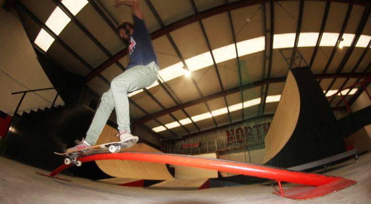 Inaguración Northside skatepark Coruña