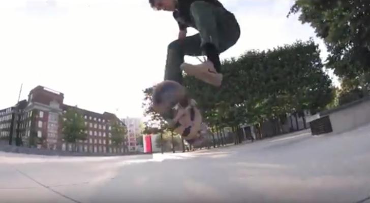 «Tuborg», El clip de un viaje a Copenhague